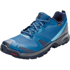 Salomon XA Collider GTX Chaussures Homme, dark denim/ebony/navy blazer
